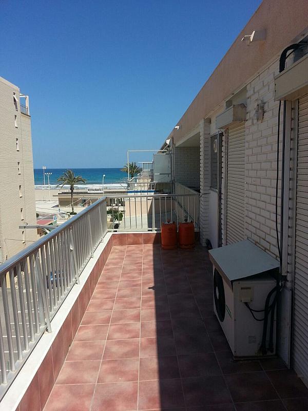 Piso en alquiler de temporada en calle Niza, Playa de San Juan - 192858566