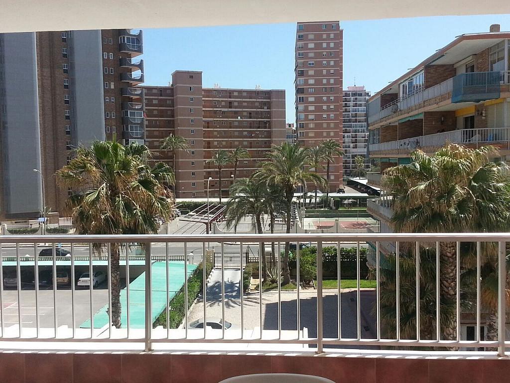 Piso en alquiler de temporada en calle Niza, Playa de San Juan - 192858581