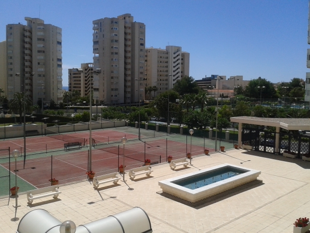 Piso en alquiler de temporada en calle Costablanca, Playa de San Juan - 117545033