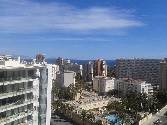Piso en alquiler de temporada en calle Cataluña, Playa de San Juan en Alicante/Alacant - 129351033