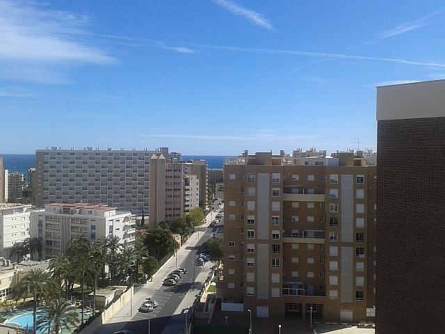 Piso en alquiler de temporada en calle Cataluña, Playa de San Juan en Alicante/Alacant - 129351042
