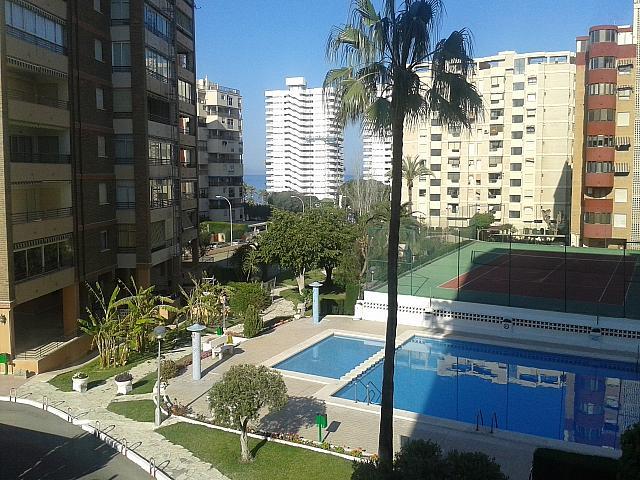 Piso en alquiler de temporada en calle Santander, Playa de San Juan - 133907105