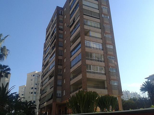 Piso en alquiler de temporada en calle Santander, Playa de San Juan - 133907177