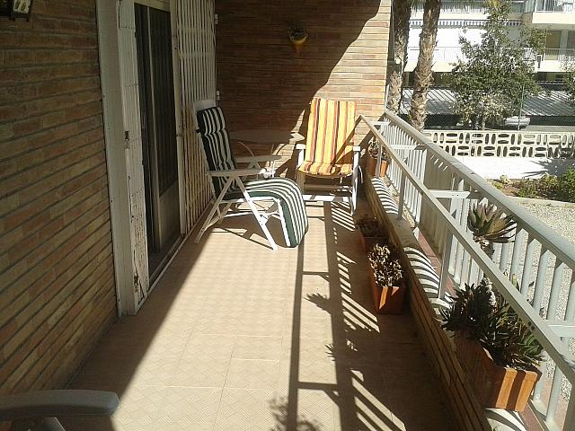 Piso en alquiler de temporada en calle Irlanda, Playa de San Juan en Alicante/Alacant - 136474588