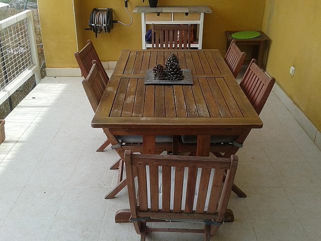 Bungalow en alquiler de temporada en calle Clara Campoamor, Playa de San Juan - 137935405