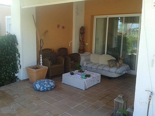 Bungalow en alquiler de temporada en calle Pintor Perez Gil, Playa de San Juan en Alicante/Alacant - 138707365