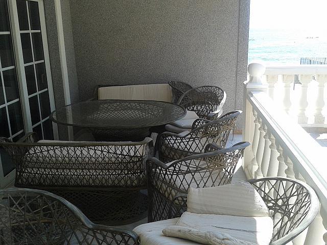 Bungalow en alquiler de temporada en calle Del Mero, Playa de San Juan - 142517036