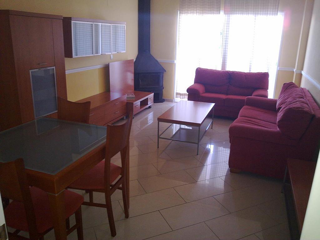 Piso en alquiler de temporada en calle Pintor Fernando Soria, Playa de San Juan - 143604135