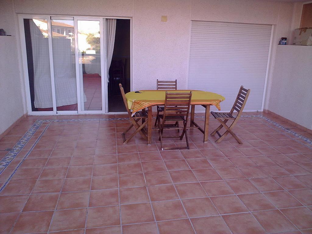 Piso en alquiler de temporada en calle Pintor Fernando Soria, Playa de San Juan - 143604141