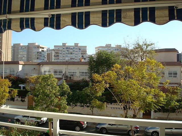 Piso en alquiler de temporada en calle Francia, Playa de San Juan - 202527161