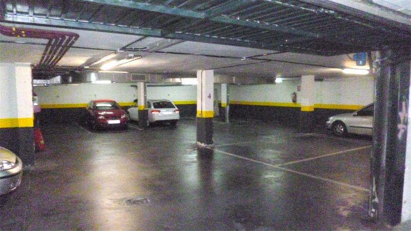 Garaje - Dúplex en alquiler en calle Santa Fe, Zona Estación en Pozuelo de Alarcón - 112004039