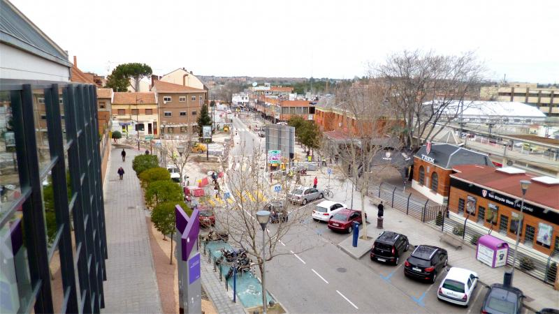Vistas - Dúplex en alquiler en calle Santa Fe, Zona Estación en Pozuelo de Alarcón - 112004052