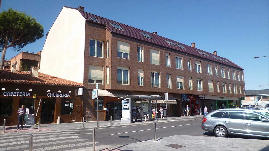 Fachada - Restaurante en alquiler en calle Antonio Diaz, Zona Estación en Pozuelo de Alarcón - 143913576
