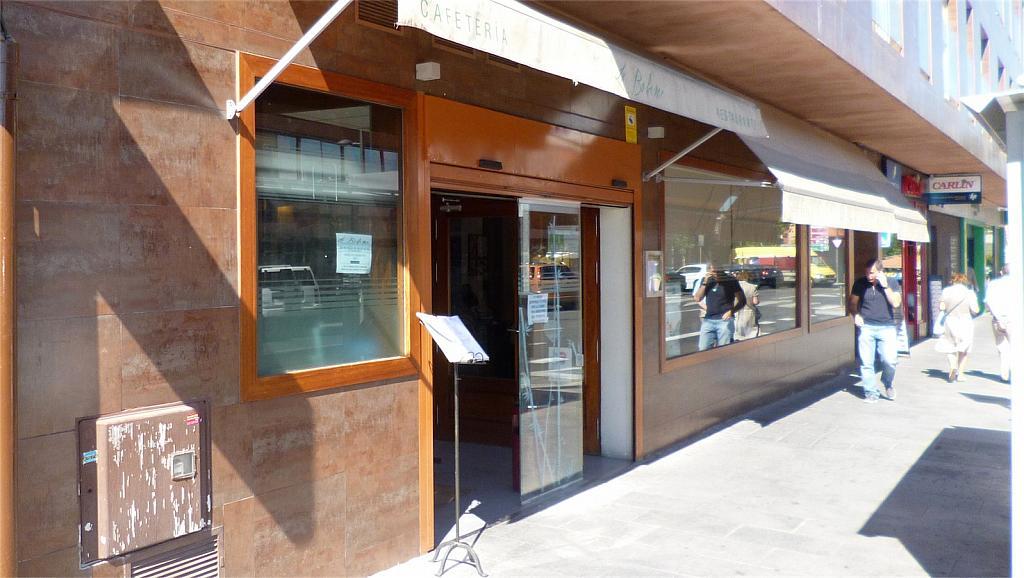 Fachada - Restaurante en alquiler en calle Antonio Diaz, Zona Estación en Pozuelo de Alarcón - 143913578