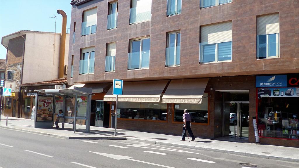 Fachada - Restaurante en alquiler en calle Antonio Diaz, Zona Estación en Pozuelo de Alarcón - 143913579