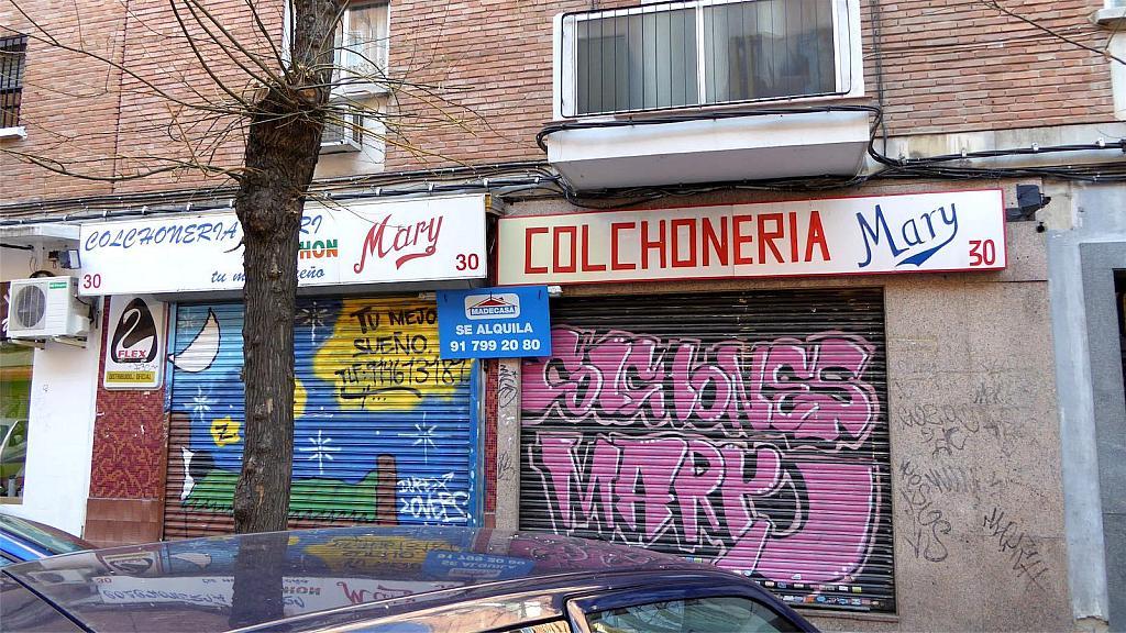 Fachada - Local comercial en alquiler en calle Alondra, Carabanchel en Madrid - 171214146