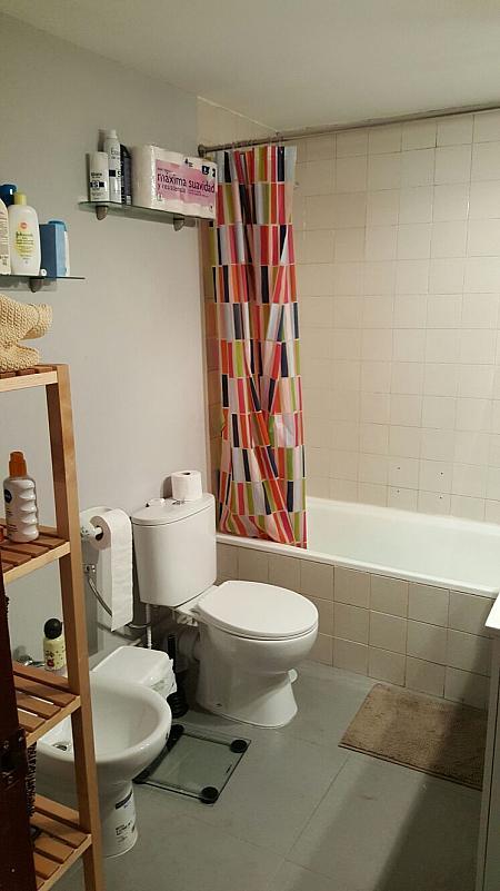 Baño - Dúplex en alquiler en calle El Guijo, Galapagar - 314895898