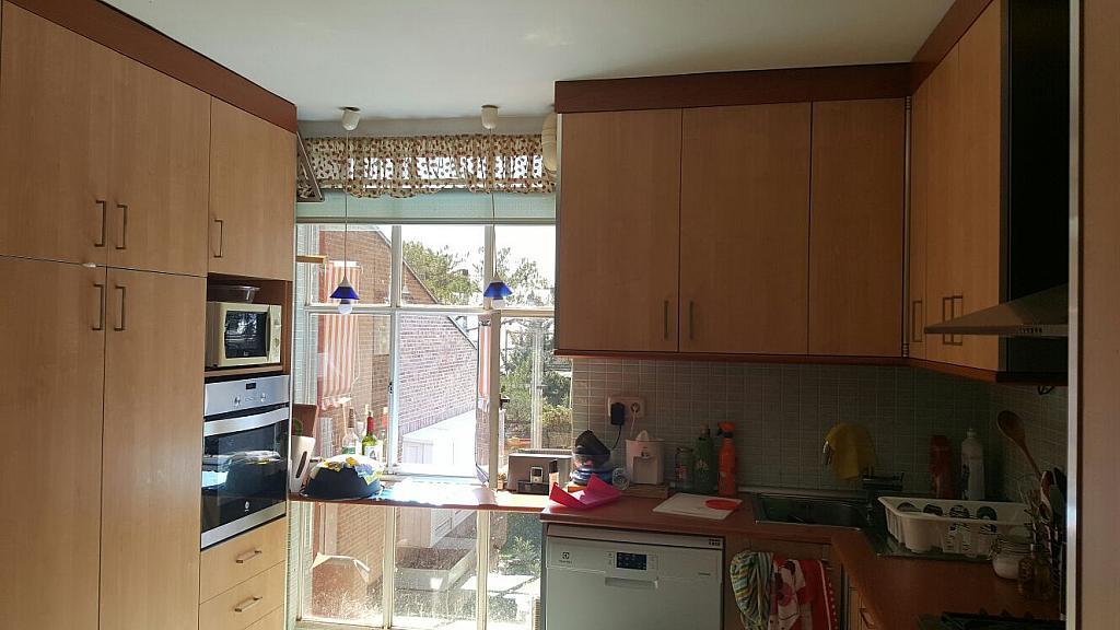 Cocina - Dúplex en alquiler en calle El Guijo, Galapagar - 314895905