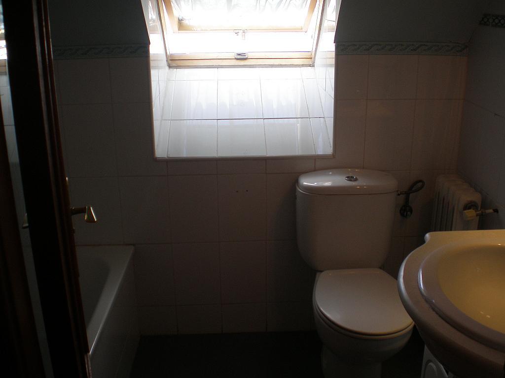 Baño - Piso en alquiler en calle Estación, Collado Villalba - 314902762