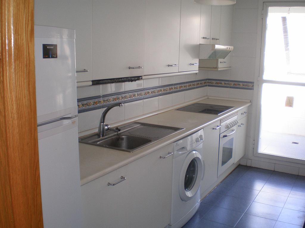 Cocina - Piso en alquiler en calle Estación, Collado Villalba - 314902780