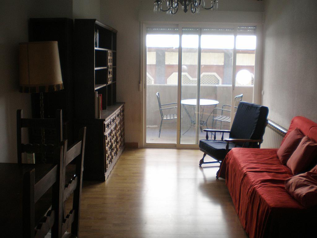 Salón - Piso en alquiler en calle Real, Collado Villalba - 323456647