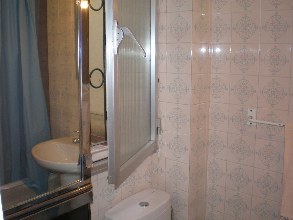 Baño - Piso en alquiler en calle Real, Collado Villalba - 323456662