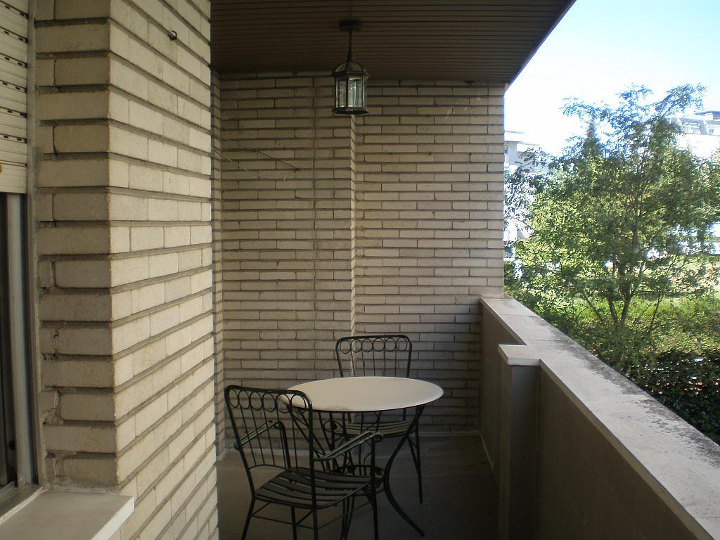 Terraza - Piso en alquiler en calle Real, Collado Villalba - 323456699