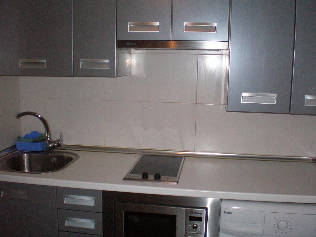 Cocina - Piso en alquiler en calle Cordel de Valladolid, Collado Villalba - 330138855