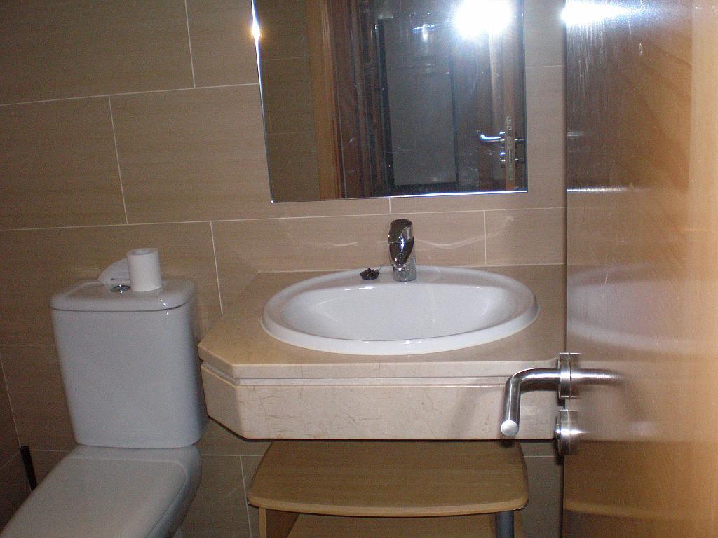 Baño - Piso en alquiler en calle Cordel de Valladolid, Collado Villalba - 330138861