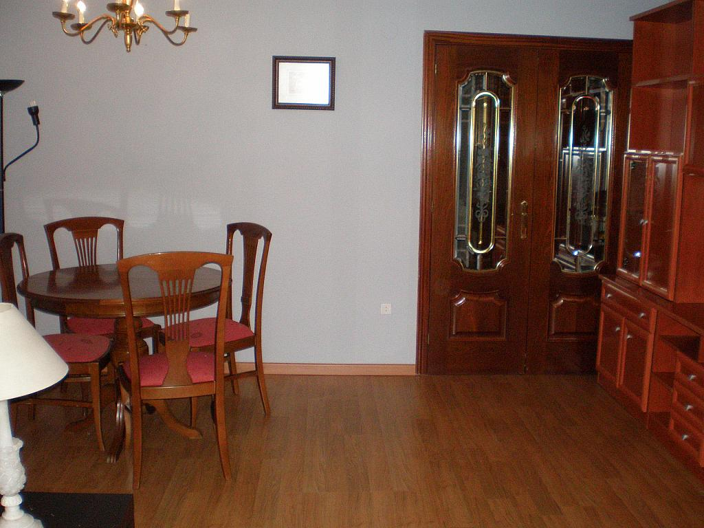 Comedor - Dúplex en alquiler en calle Costa Brava, Collado Villalba - 398668426