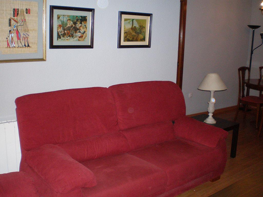 Salón - Dúplex en alquiler en calle Costa Brava, Collado Villalba - 398668442
