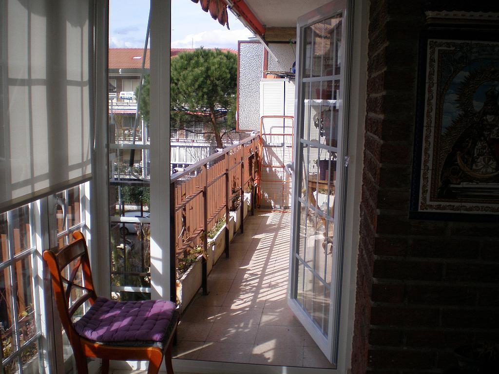Terraza - Dúplex en alquiler en calle Costa Brava, Collado Villalba - 398668475