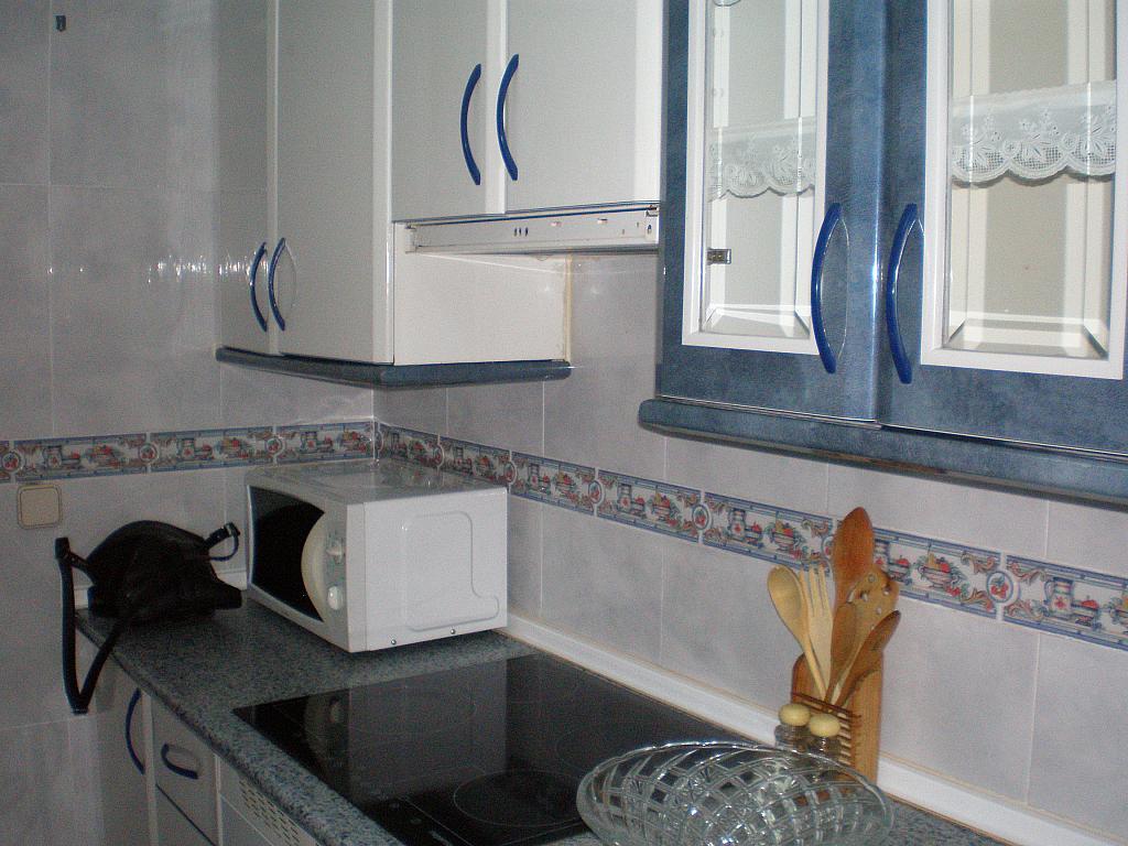 Cocina - Dúplex en alquiler en calle Costa Brava, Collado Villalba - 398668497