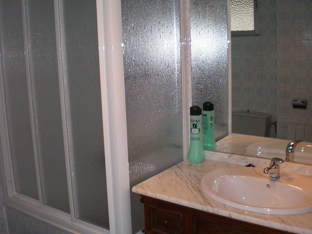Baño - Dúplex en alquiler en calle Costa Brava, Collado Villalba - 398668554