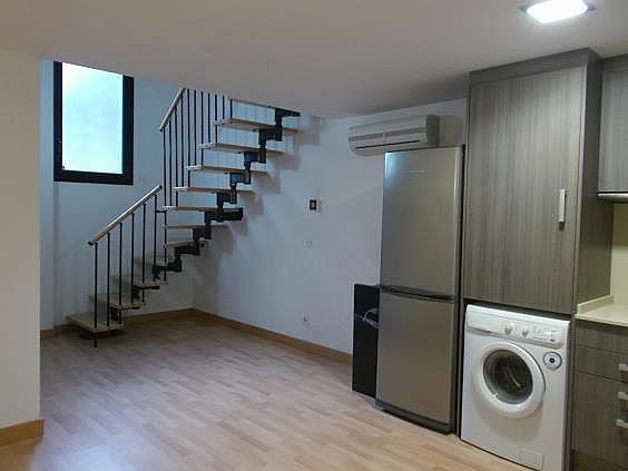 Estudio en alquiler en calle Telegrafos, El Guinardó en Barcelona - 356907179