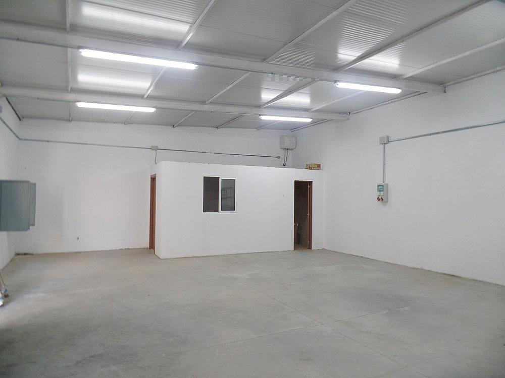 Nave industrial en alquiler en calle Puerto Piqueras, Sur en Leganés - 317574232
