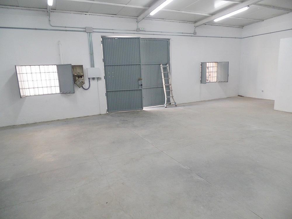 Nave industrial en alquiler en calle Puerto Piqueras, Sur en Leganés - 317574236