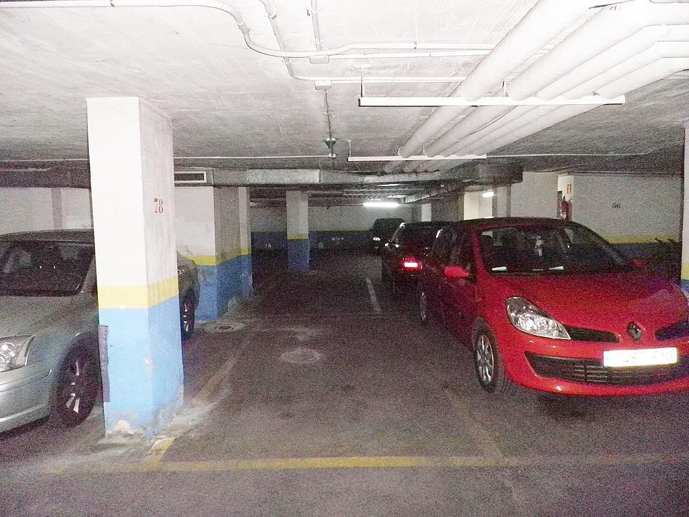 Garaje en alquiler en calle Arganda, Chopera en Madrid - 241533930
