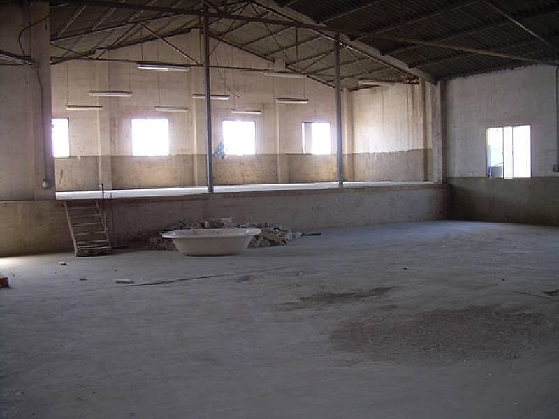 Foto - Nave industrial en alquiler en carretera Nal Km, Llosa de Ranes - 243894099