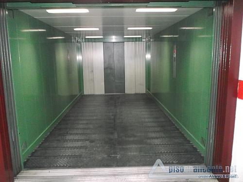 Plazas de garaje - Garaje en alquiler en Los Angeles en Alicante/Alacant - 258069553