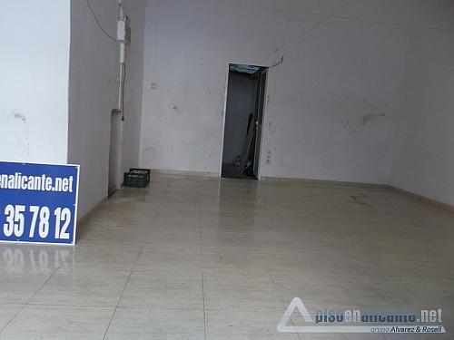 Local en alquiler - Local comercial en alquiler en Los Angeles en Alicante/Alacant - 269006262