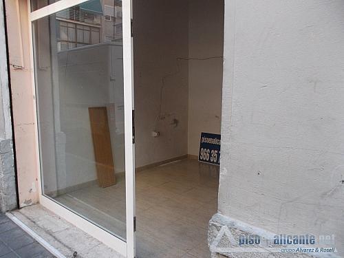 Local en alquiler - Local comercial en alquiler en Los Angeles en Alicante/Alacant - 269006268