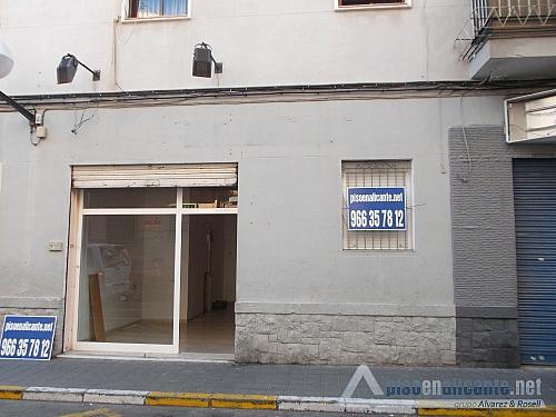 Local en alquiler - Local comercial en alquiler en Los Angeles en Alicante/Alacant - 269006271