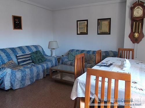 Vivienda de cuatro dormitorios - Piso en alquiler opción compra en Los Angeles en Alicante/Alacant - 269706487