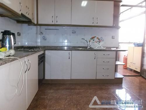 Vivienda de cuatro dormitorios - Piso en alquiler opción compra en Los Angeles en Alicante/Alacant - 269706493