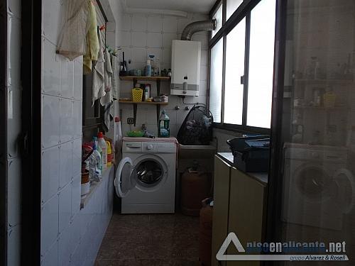 Vivienda de cuatro dormitorios - Piso en alquiler opción compra en Los Angeles en Alicante/Alacant - 269706496