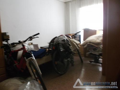 Vivienda de cuatro dormitorios - Piso en alquiler opción compra en Los Angeles en Alicante/Alacant - 269706511