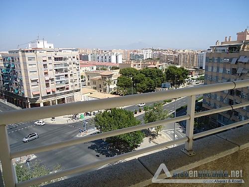 Atico con piscina en Alicante - Ático en alquiler opción compra en Los Angeles en Alicante/Alacant - 272598932