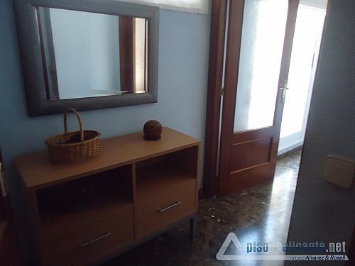 Atico con piscina en Alicante - Ático en alquiler opción compra en Los Angeles en Alicante/Alacant - 272598935
