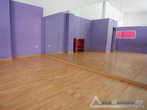 Locales comerciales - Local comercial en alquiler en San Gabriel en Alicante/Alacant - 275416637